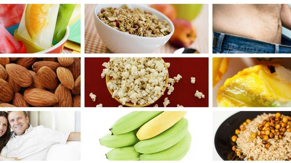 Ocho alimentos ricos en carbohidratos que adelgazan (como las palomitas)