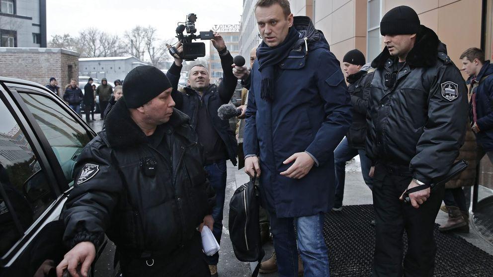 Putin se queda sin rival tras la condena al único candidato que podía hacerle sombra