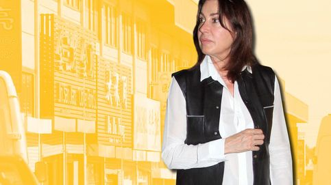 La aventura de Carmen Martínez-Bordiú: de compras en Cobo Calleja