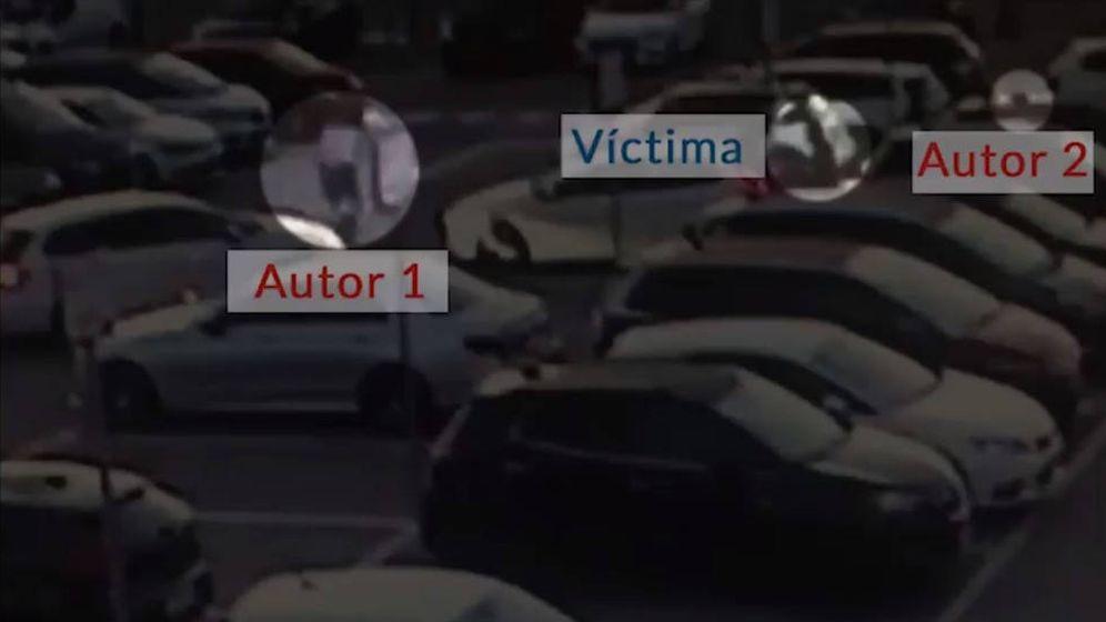Foto: Captura de pantalla del vídeo difundido por los Mossos