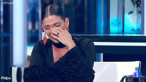 El motivo del ataque de risa de Natalia Jiménez en 'OT 2020': No te preocupes