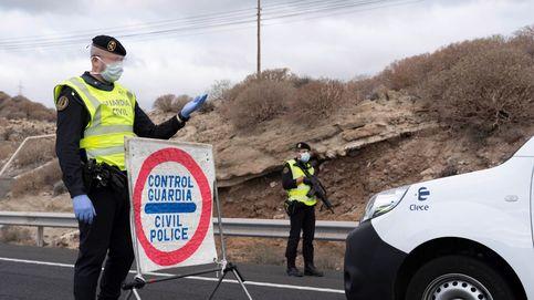 5.685 multas en las carreteras por incumplir el confinamiento en Semana Santa