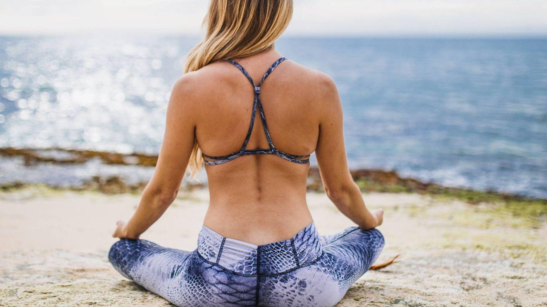 Yoga para unos glúteos perfectos. (Patrick Malleret para Unsplash)