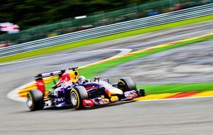 Vettel quema sus últimas cartas: nuevo chasis para el GP de Italia