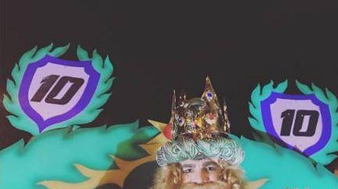 Fonsi Nieto, un rey Gaspar muy críticado durante la cabalgata