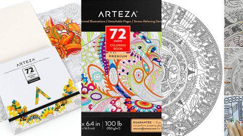 Mandalas para colorear: diversión y relajación para adultos y niños