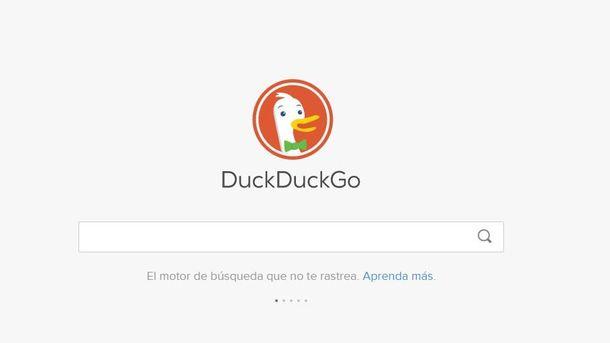 Foto: Cuatro motivos que te harán cambiar Google por DuckDuckGo
