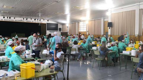 Madrid cancela pruebas serológicas a los profesores tras generar largas colas