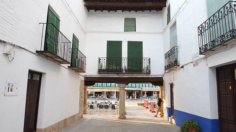 Por las calles de Almagro, antes de desembocar en la Plaza Mayor. (Foto: Turismo Ciudad Real)