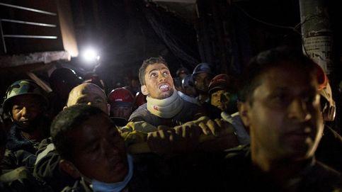 El rescate del joven que sobrevivió 80 horas bajo los escombros