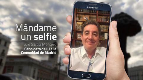 """García Montero: """"Los de la ceja se han dividido, algunos me apoyan a mí"""""""