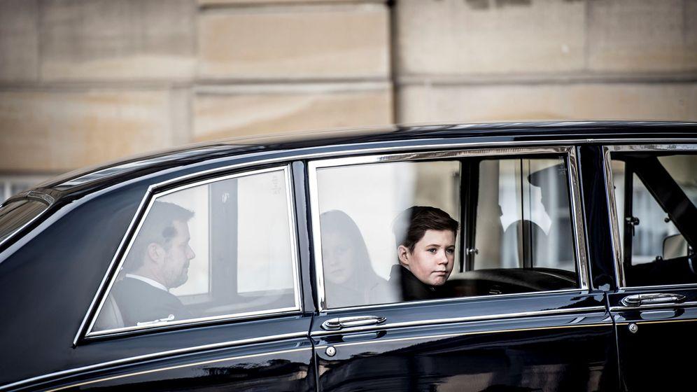 Foto: El príncipe Christian, en una imagen de archivo. (Reuters)