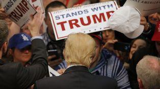 Por qué Donald Trump está destruyendo al Partido Republicano
