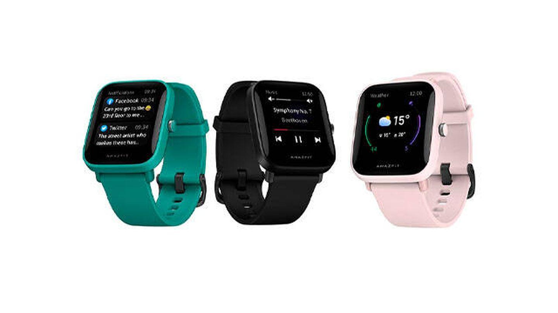 Smartwatch BIP U Amazfit