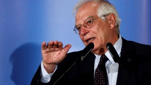 Borrell dice que Trump le sugirió un muro en el Sáhara para frenar la inmigración