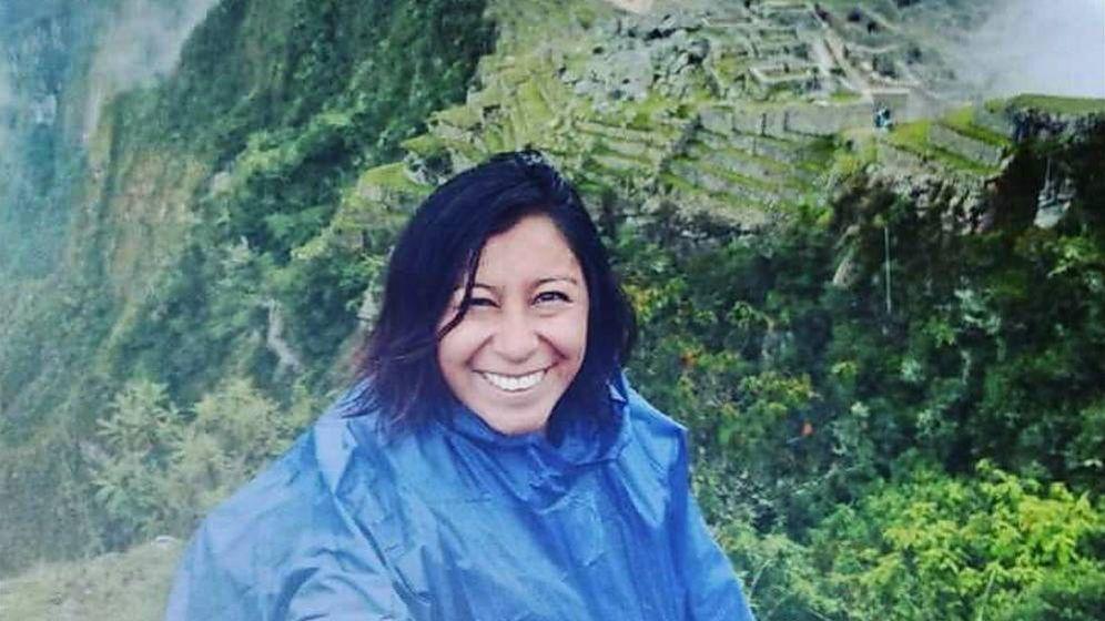 Foto: Nathaly Salazar, la joven española desparecida en Perú. (Foto cedida)