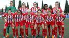 El Atlético de Madrid vuelve a sorprender al Barça y se lleva la liga femenina
