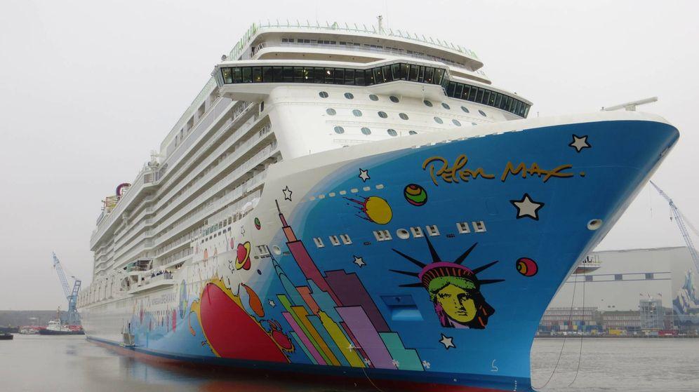 Foto: Uno de los cruceros de la compañía (CC/Dickelbers)