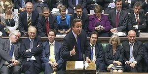 Foto: Cameron defiende la actuación de su personal en las escuchas
