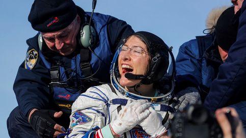 Christina Koch, la mujer astronauta récord, ya está en la Tierra