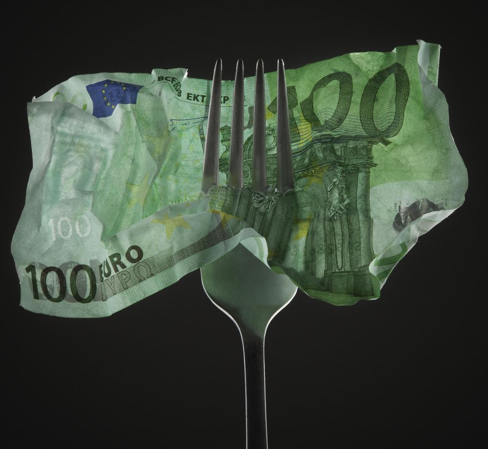 Foto: El salario mínimo aumenta a 655€ al mes en 2016. (Corbis)