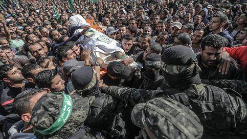 Altercados en Gaza