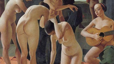 Belleza y evasión contra las bombas. El arte italiano de entreguerras toma Madrid