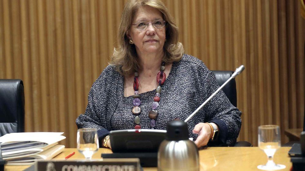 Foto: La exministra Elvira Rodríguez, experta en presupuestos y medioambiente. (EFE)
