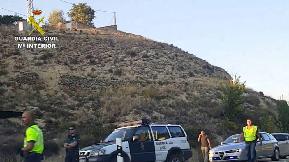 La Guardia Civil frustra el secuestro de una menor por un grupo de búlgaros