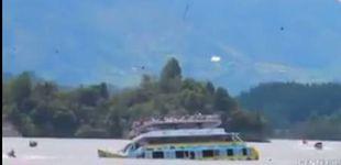 Post de El naufragio de un barco en Colombia deja nueve muertos y 28 desaparecidos