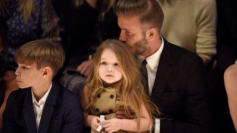 El armario de la hija de David Beckham, a la venta para Save The Children