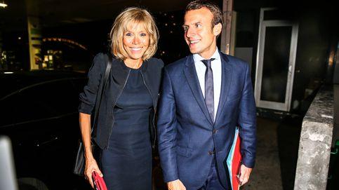 Brigitte, la profesora de Macron que se acabó convirtiendo en su esposa