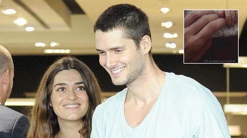 Nace Eric, el segundo hijo de Olivia Molina y Sergio Mur