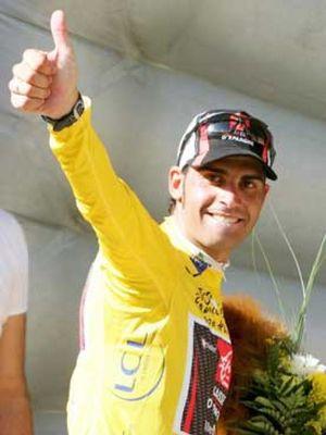 Pereiro, vencedor oficial del Tour de Francia 2006