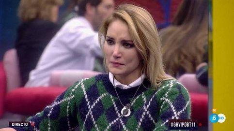 Alba Carrillo, lapidada por su duro golpe bajo a Antonio David en 'GH VIP 7'
