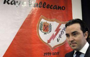 El Rayo Vallecano firma la salida del concurso de acreedores