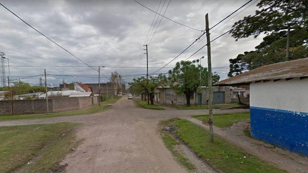 Foto: El barrio en el que se produjo el intento de robo es muy humilde (Foto: Google Maps)
