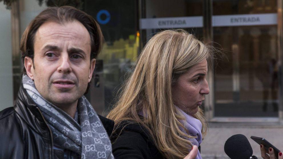 La extraña relación de Arantxa y Santacana: lucha en los juzgados y soplando velas juntos