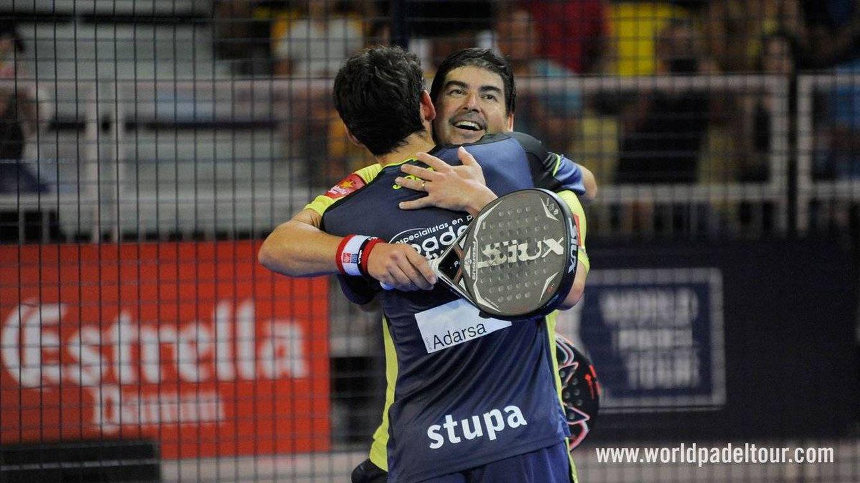 Stupaczuk y Gutiérrez tiran de sutileza para ganar el Gran Canaria Open