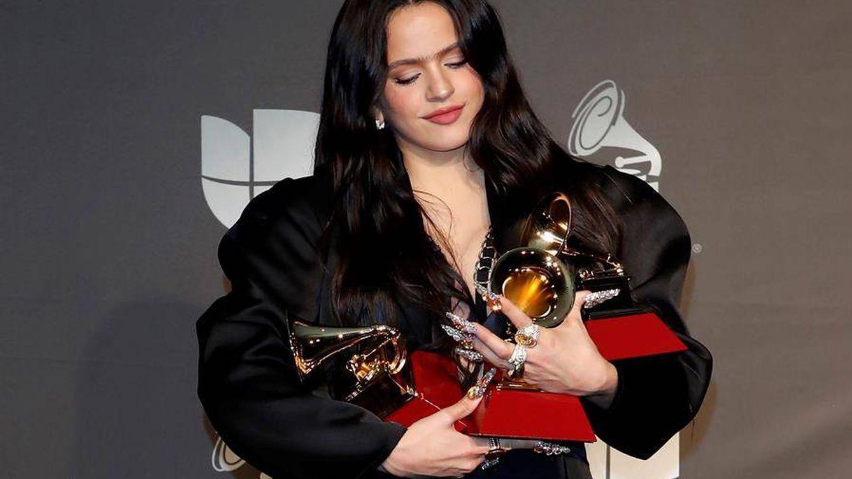 Grammys Latino: Rosalía gana el 'Álbum del Año' y 'Mejor grabación' para Alejandro Sanz