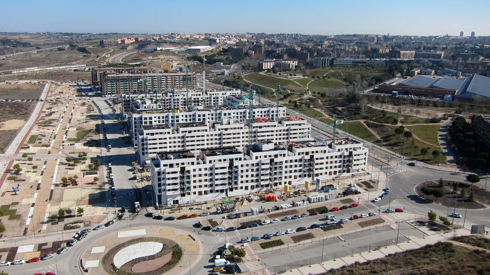 Vivienda qui n est tras construcciones amenabar el - Empresas de construccion madrid ...