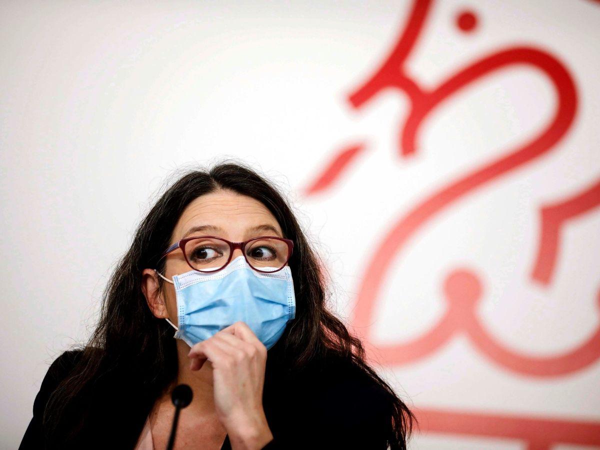 Foto: La vicepresidenta del Consell de la Comunidad Valenciana, Mónica Oltra. (EFE)