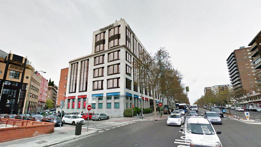 Foto: Príncipe de Vergara 125 (Google Street View)