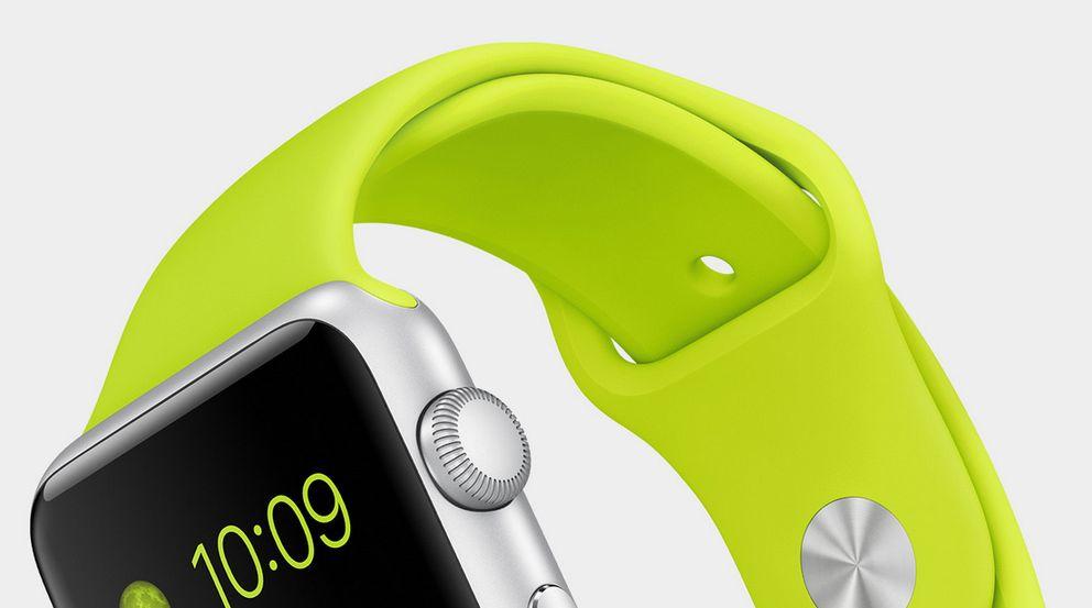 Foto: Apple se atreve con el reloj inteligente