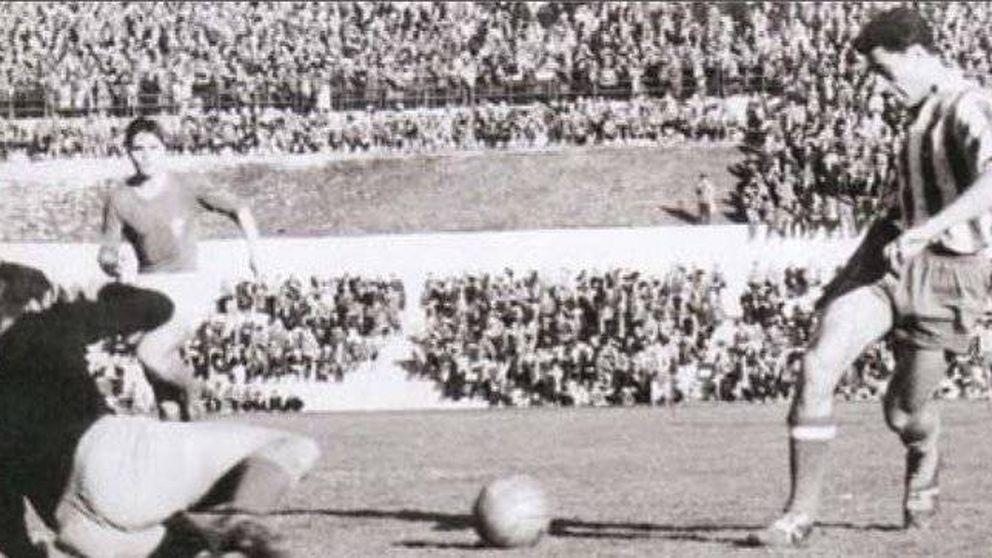 Muere Joaquín Peiró, leyenda del Atlético de Madrid y héroe en Málaga