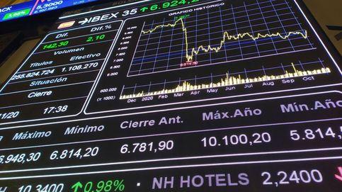 Los fondos pierden un 0,7% del patrimonio en octubre