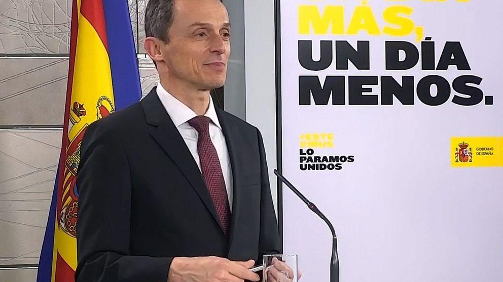 Pedro Duque cree que el CSIC podría tener un candidato a vacuna la próxima semana