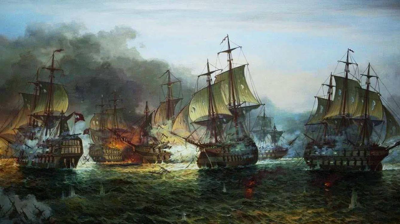 Foto: Gran Bretaña pretendía dominar los mares y para ello debía desalojar a España de América