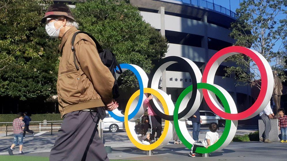 Foto: La decisión de continuar con las fechas de Tokio no contenta a las federaciones. (EFE)
