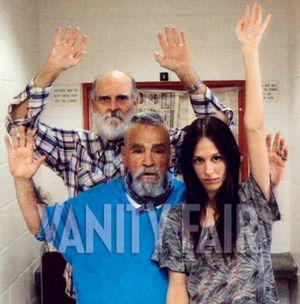 """Charles Manson: """"Soy un mal hombre que dispara a la gente"""""""